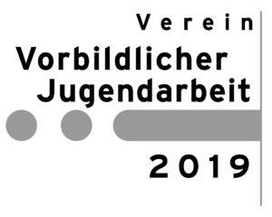 Verein vorbildlicher Jugendarbeit 2019